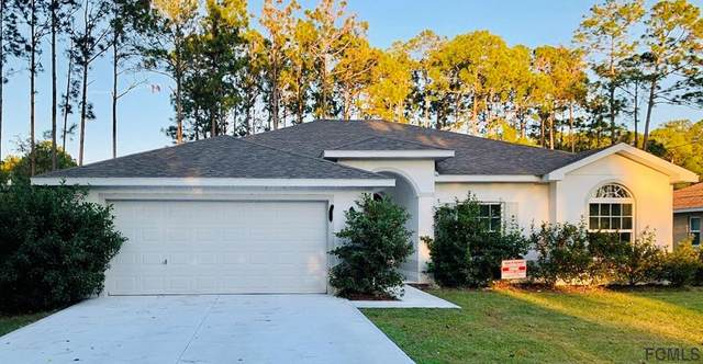 164 Boulder Rock Drive, Palm Coast, FL 32137 (MLS #255106) :: Memory Hopkins Real Estate