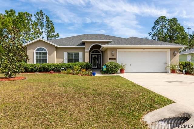 15 Ulmaceal Path, Palm Coast, FL 32164 (MLS #255107) :: Memory Hopkins Real Estate