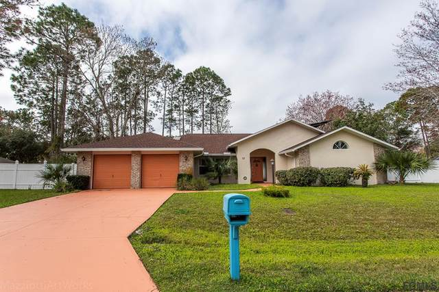 32 Ballard Ln, Palm Coast, FL 32137 (MLS #255123) :: Noah Bailey Group