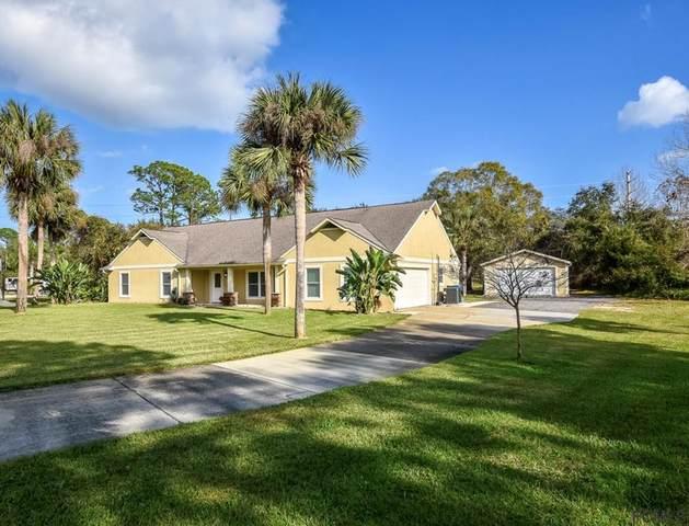 23 Walnut Ln, Ormond Beach, FL 32174 (MLS #255124) :: RE/MAX Select Professionals
