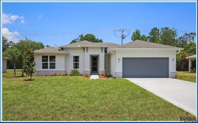 2 Preston Lane, Palm Coast, FL 32164 (MLS #255126) :: RE/MAX Select Professionals