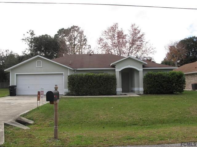 14 Pickston Lane, Palm Coast, FL 32164 (MLS #255129) :: RE/MAX Select Professionals