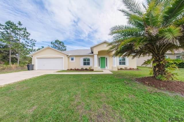 28 Bud Hollow Drive, Palm Coast, FL 32164 (MLS #255149) :: Noah Bailey Group