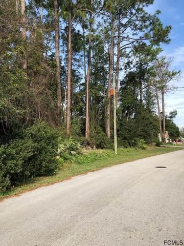 34 Westbury Ln, Palm Coast, FL 32164 (MLS #255160) :: Noah Bailey Group