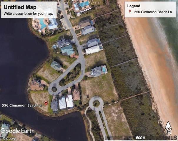 556 Cinnamon Beach Ln, Palm Coast, FL 32137 (MLS #255167) :: The DJ & Lindsey Team