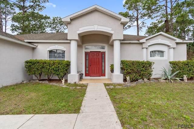 9 Burning View Lane, Palm Coast, FL 32137 (MLS #255171) :: Noah Bailey Group