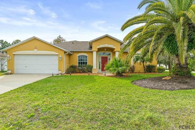 55 Laramie Drive, Palm Coast, FL 32137 (MLS #255174) :: Memory Hopkins Real Estate