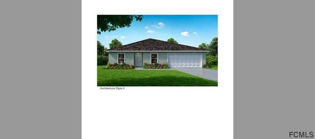 10 Post Oak Ln, Palm Coast, FL 32164 (MLS #255188) :: The DJ & Lindsey Team
