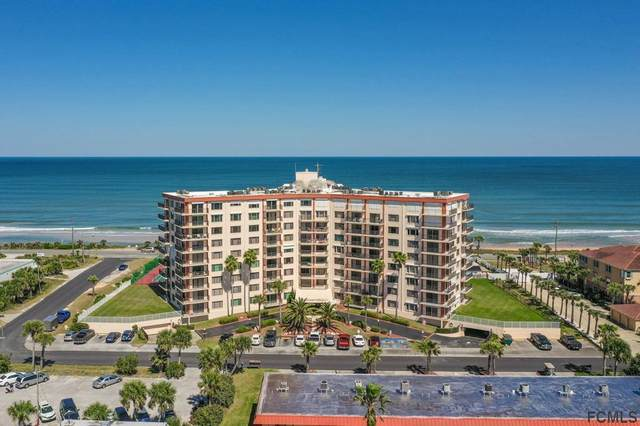 3600 S Ocean Shore Blvd #914, Flagler Beach, FL 32136 (MLS #255201) :: The DJ & Lindsey Team