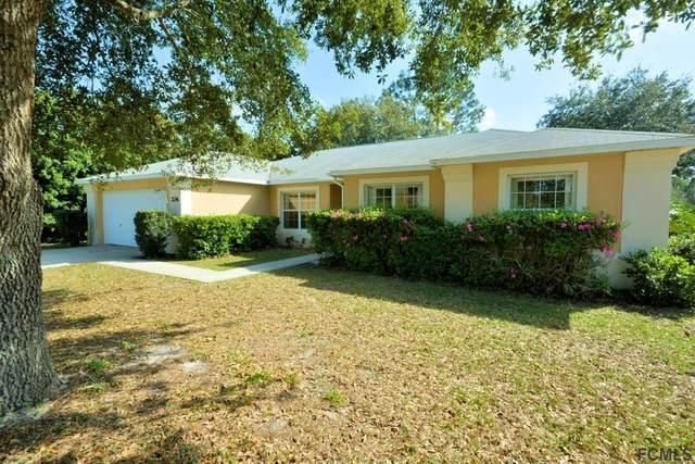 206 London Dr, Palm Coast, FL 32137 (MLS #255204) :: Memory Hopkins Real Estate
