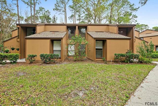 20 Pine Hurst Pl #20, Palm Coast, FL 32137 (MLS #255207) :: The DJ & Lindsey Team