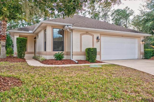 114 Raintree Cir, Palm Coast, FL 32164 (MLS #255209) :: Noah Bailey Group