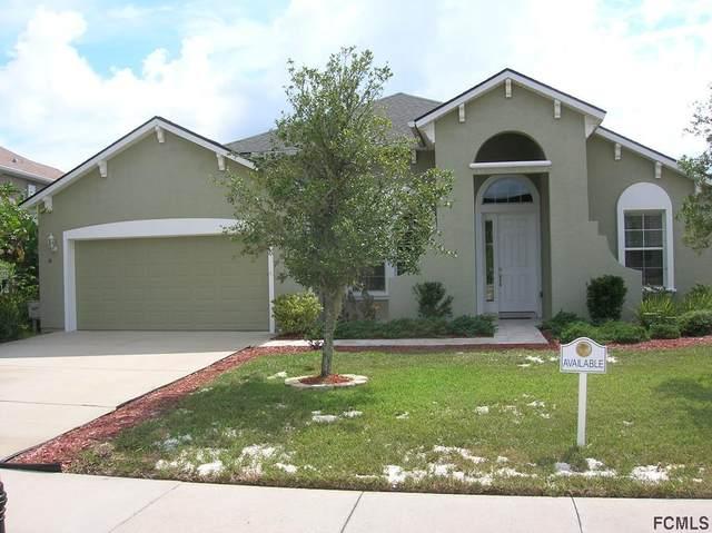 10 Lakewalk Dr S, Palm Coast, FL 32137 (MLS #255211) :: Memory Hopkins Real Estate