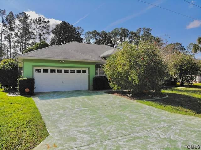 26 Edmond Place, Palm Coast, FL 32164 (MLS #255213) :: The DJ & Lindsey Team