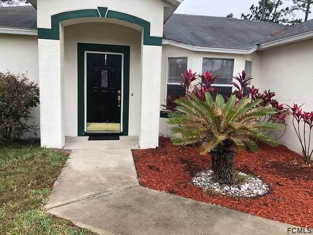 40 Buffalo Meadow Lane, Palm Coast, FL 32137 (MLS #255229) :: Noah Bailey Group