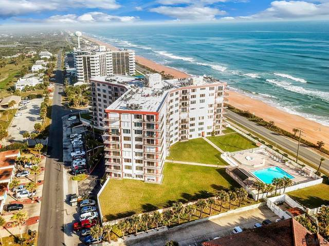 3600 Ocean Shore Blvd #114, Flagler Beach, FL 32136 (MLS #255243) :: The DJ & Lindsey Team