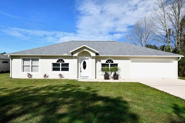 9 Birchtree Way, Palm Coast, FL 32137 (MLS #255250) :: Noah Bailey Group