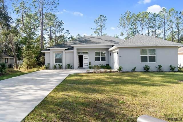 64 Westmoreland Drive, Palm Coast, FL 32164 (MLS #255256) :: The DJ & Lindsey Team