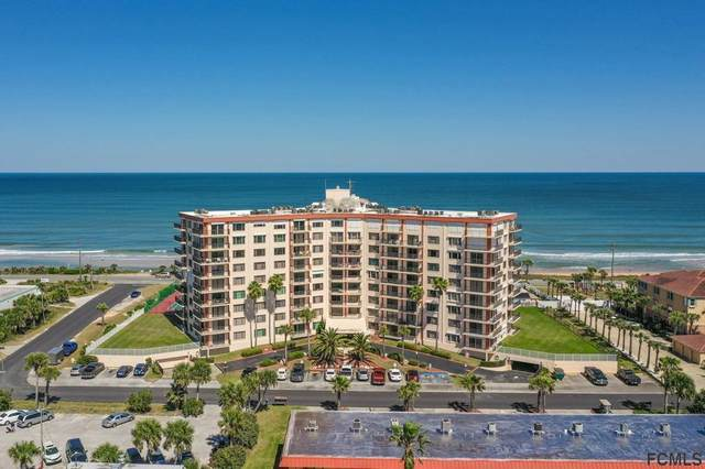 3600 S Ocean Shore Blvd #617, Flagler Beach, FL 32136 (MLS #255269) :: The DJ & Lindsey Team
