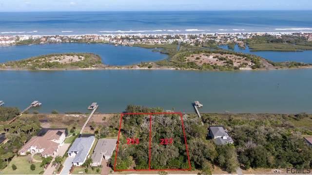 253 S Riverwalk Dr, Palm Coast, FL 32137 (MLS #255277) :: Memory Hopkins Real Estate