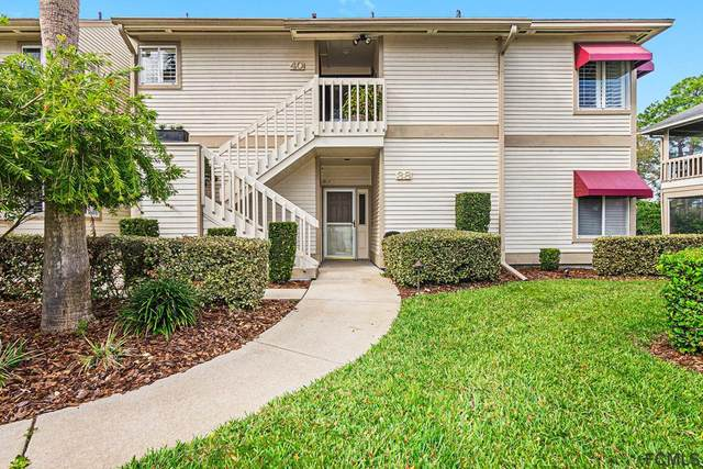 38 Magnolia Dr S #38, Ormond Beach, FL 32174 (MLS #255283) :: Memory Hopkins Real Estate