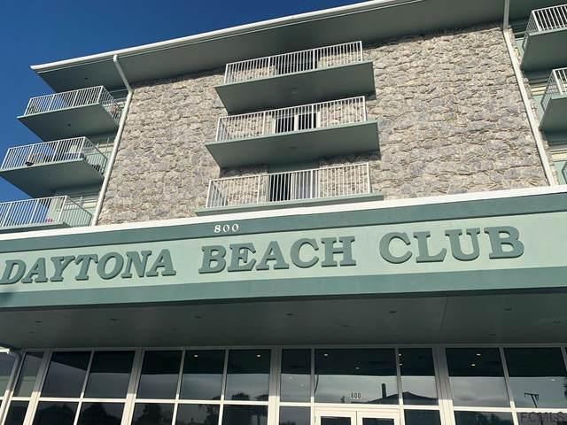800 N Atlantic Ave #317, Daytona Beach, FL 32118 (MLS #255290) :: Memory Hopkins Real Estate