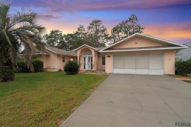 87 Brookside Lane, Palm Coast, FL 32137 (MLS #255327) :: The DJ & Lindsey Team