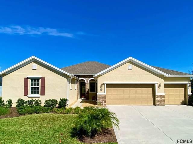105 Spoonbill Drive, Palm Coast, FL 32164 (MLS #255334) :: Noah Bailey Group