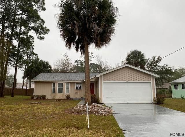 108 Braddock Ln, Palm Coast, FL 32137 (MLS #255374) :: RE/MAX Select Professionals