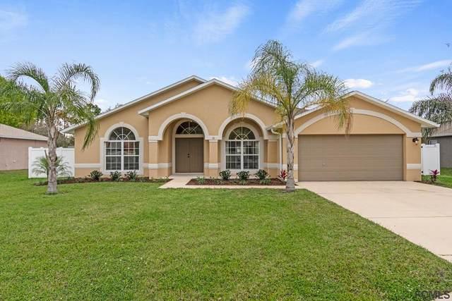 10 Larkspur Way, Palm Coast, FL 32137 (MLS #255386) :: Memory Hopkins Real Estate
