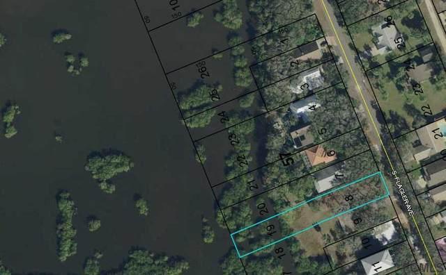1016 Flagler Ave S, Flagler Beach, FL 32136 (MLS #255432) :: Memory Hopkins Real Estate