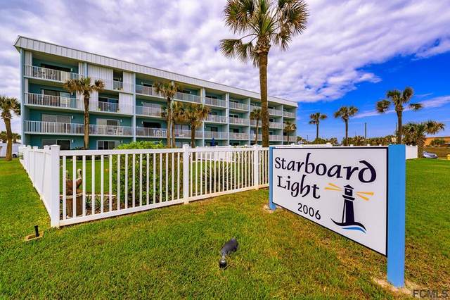 2006 Ocean Shore Blvd #17, Ormond Beach, FL 32176 (MLS #255953) :: The DJ & Lindsey Team