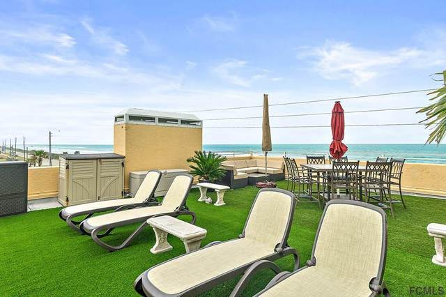 3390 Ocean Shore Blvd #402, Ormond By The Sea, FL 32176 (MLS #256210) :: The DJ & Lindsey Team