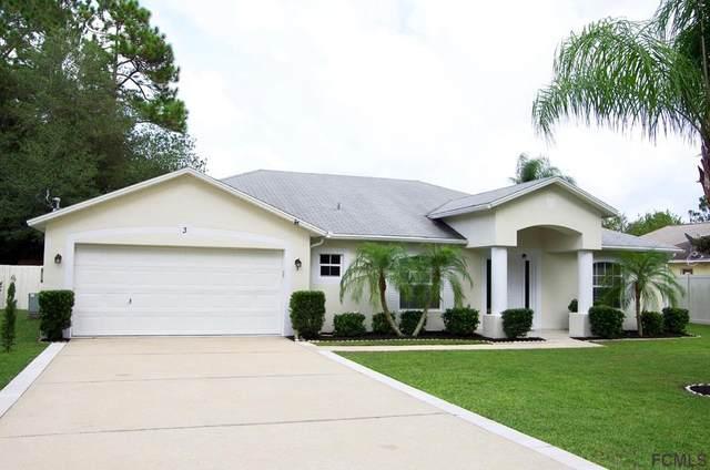 3 Ryecroft Lane, Palm Coast, FL 32164 (MLS #256258) :: Keller Williams Realty Atlantic Partners St. Augustine