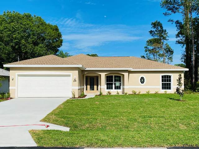 24 Woodlyn Lane, Palm Coast, FL 32164 (MLS #256344) :: Memory Hopkins Real Estate