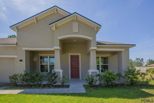 6 Serra Court, Palm Coast, FL 32164 (MLS #256350) :: Memory Hopkins Real Estate