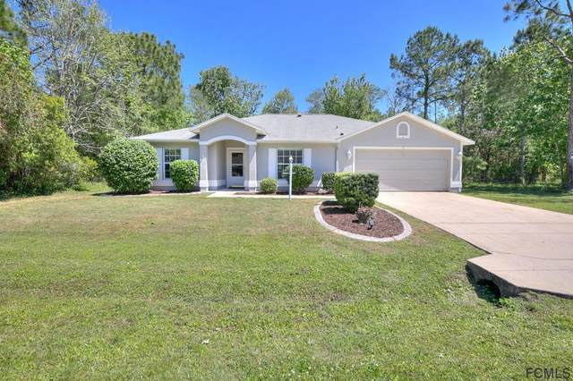 98 Karas Trail, Palm Coast, FL 32164 (MLS #256353) :: Memory Hopkins Real Estate