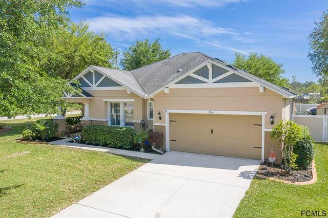 1 Rockwell Ln W, Palm Coast, FL 32164 (MLS #256354) :: Memory Hopkins Real Estate