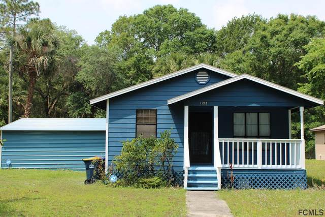 1211 Sherman Street, Bunnell, FL 32110 (MLS #256486) :: Keller Williams Realty Atlantic Partners St. Augustine