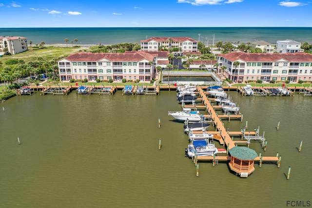200 Marina Bay Drive #206, Flagler Beach, FL 32136 (MLS #256829) :: Memory Hopkins Real Estate