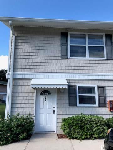 4420 Carter Road #33, St Augustine, FL 32086 (MLS #256903) :: Memory Hopkins Real Estate
