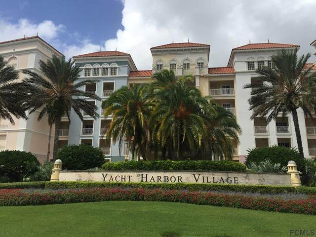 102 Yacht Harbor Dr #476, Palm Coast, FL 32137 (MLS #256914) :: The DJ & Lindsey Team