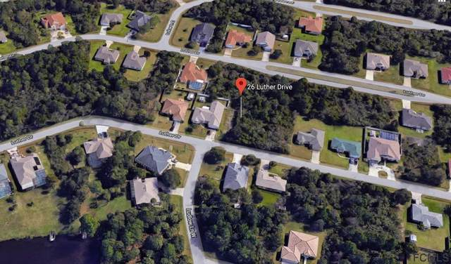 26 Luther Dr, Palm Coast, FL 32137 (MLS #256956) :: Noah Bailey Group