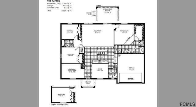 11 Edith Lane, Palm Coast, FL 32164 (MLS #256987) :: Noah Bailey Group