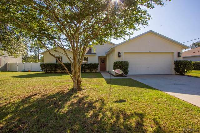 49 Leaver Drive, Palm Coast, FL 32137 (MLS #257082) :: Noah Bailey Group
