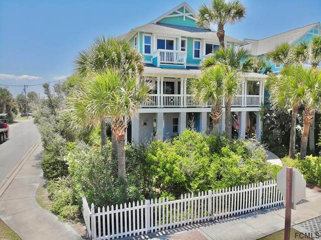 614 Central Ave S, Flagler Beach, FL 32136 (MLS #257139) :: Memory Hopkins Real Estate