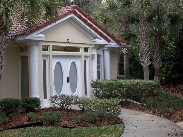 100 Palm Harbor Pkwy #30, Palm Coast, FL 32137 (MLS #257159) :: Memory Hopkins Real Estate