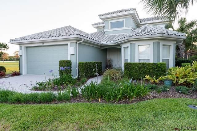 59 Kingfisher Lane, Palm Coast, FL 32137 (MLS #257177) :: Noah Bailey Group