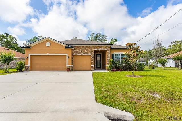 66 Lema Ln, Palm Coast, FL 32137 (MLS #257227) :: Noah Bailey Group