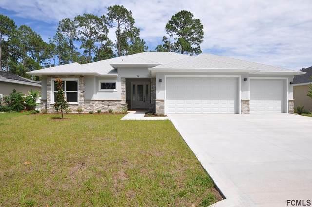 92 Evans Dr, Palm Coast, FL 32164 (MLS #257252) :: Noah Bailey Group